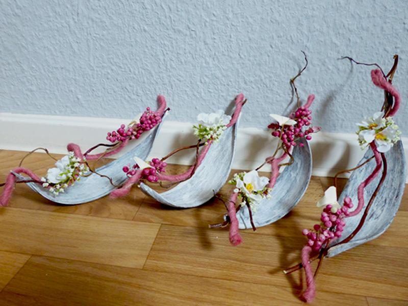 Palmenblätter (klein) mit dem Thema Frühling